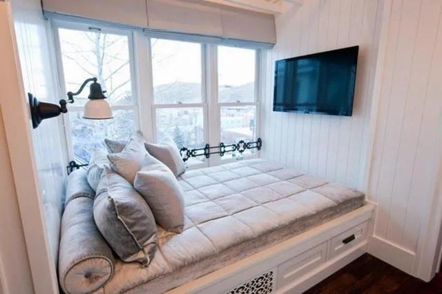 5 chức năng thiết thực của cửa sổ lồi, không chỉ dùng cho ăn uống mà còn làm phòng ngủ-25
