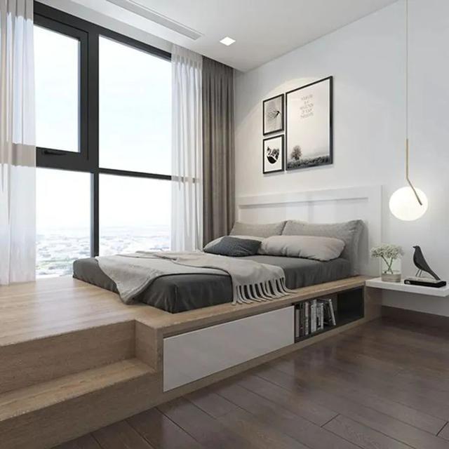 5 chức năng thiết thực của cửa sổ lồi, không chỉ dùng cho ăn uống mà còn làm phòng ngủ-27