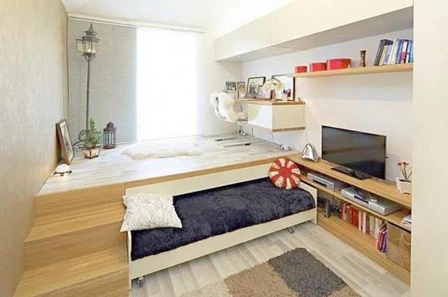 5 chức năng thiết thực của cửa sổ lồi, không chỉ dùng cho ăn uống mà còn làm phòng ngủ-28