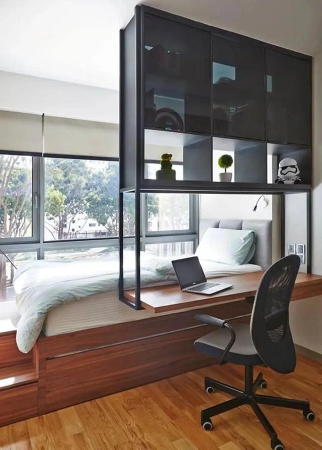 5 chức năng thiết thực của cửa sổ lồi, không chỉ dùng cho ăn uống mà còn làm phòng ngủ-29