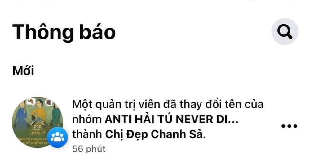 Hàng loạt Group anti-fan Hải Tú đổi tên, làn sóng công kích trả xanh đang dần lụi tàn?-4