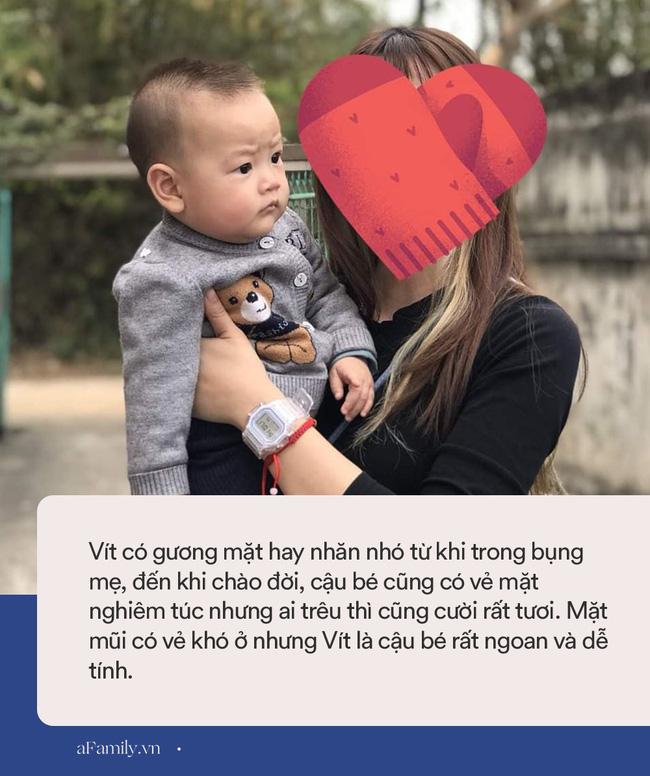 Em gái đã dặn lúc bầu bí đừng suy nghĩ nhiều mà chị không nghe, đến lúc cháu trai ra đời có giao diện nhìn hết sức khó ở-4