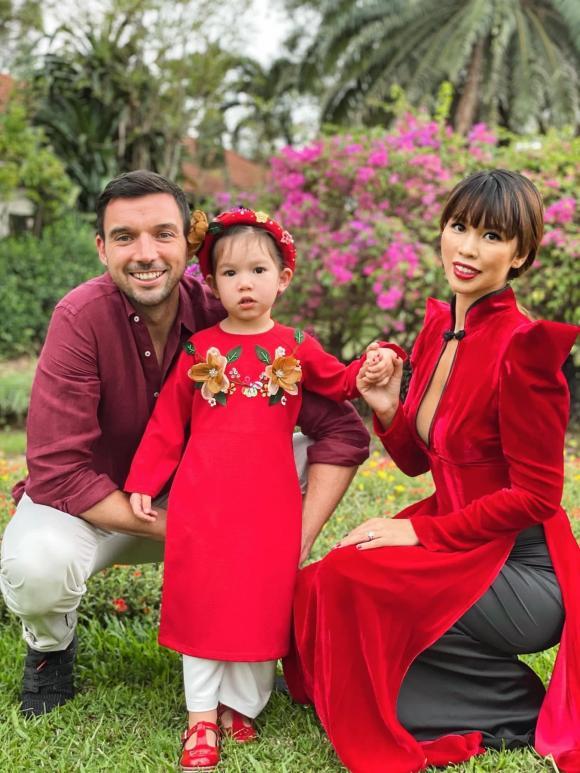 Hà Anh tiết lộ lí do chọn tiếng Việt là tiếng mẹ đẻ cho con gái dù chồng là người Anh-2