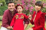 Hà Anh tiết lộ lí do chọn tiếng Việt là tiếng mẹ đẻ cho con gái dù chồng là người Anh