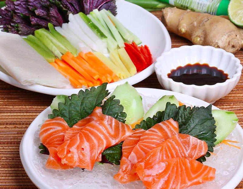 Đây là loại cá thường xuyên xuất hiện trong thực đơn giảm cân, khỏe đẹp của chị đẹp Hà Tăng, bạn cũng nên học theo để tốt cho cả da lẫn dáng-9