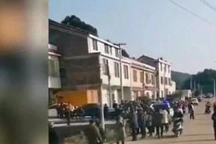 Thảm án chấn động Trung Quốc đầu năm mới: 4 người trong gia đình tử vong, 2 người con thoát chết, nghi trả thù vì bị