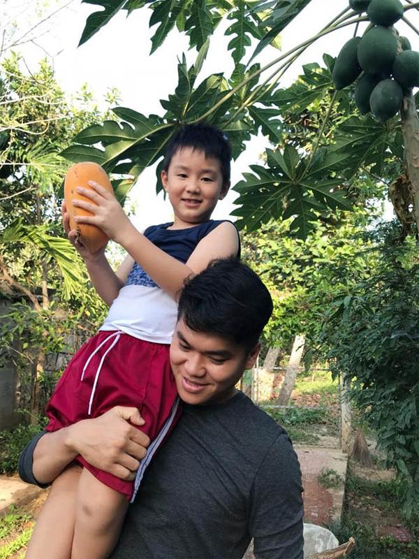 Cuộc sống bên chồng kém 7 tuổi của Lê Phương: Mẹ chồng bênh vực, các con nghe lời-3