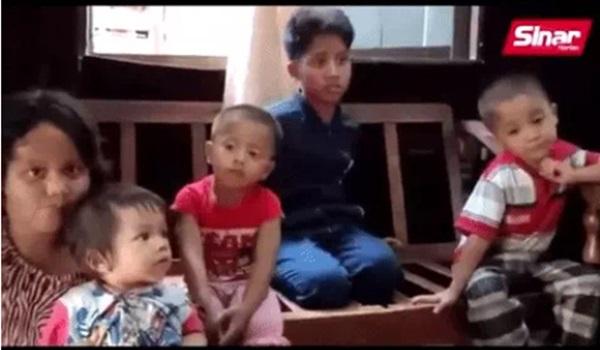 Bé gái 11 tuổi buộc phải sắm vai bà mẹ nhí của những đứa trẻ nheo nhóc khiến ai nhìn cũng xót xa, sự thật phía sau gây xúc động không kém-4