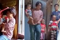 Bé gái 11 tuổi buộc phải sắm vai 'bà mẹ nhí' của những đứa trẻ nheo nhóc khiến ai nhìn cũng xót xa, sự thật phía sau gây xúc động không kém