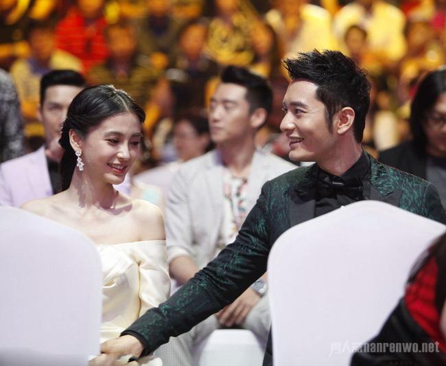 Huỳnh Hiểu Minh nhận xét sốc về Angelababy: Cô ấy không xứng với tôi-2