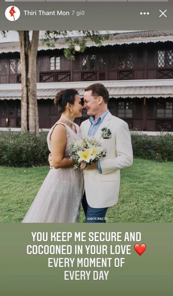 Chồng cũ Hồng Nhung và vợ đại gia kỷ niệm ngày cưới bằng loạt ảnh tình tứ-1