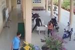 Vụ côn đồ mang hung khí vào trường bắt học sinh đi đánh đập dã man: Nam sinh gãy sống mũi, đa chấn thương-4