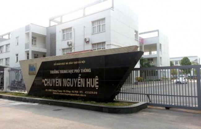 Những thông tin cần biết về 4 trường chuyên ở Hà Nội, học sinh so điểm chuẩn các năm gần nhất để tự lượng sức thi-5