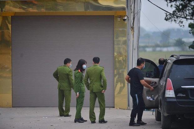 Đối tượng đâm chém 8 người thương vong trong quán karaoke ở Hoà Bình dương tính với ma tuý-2