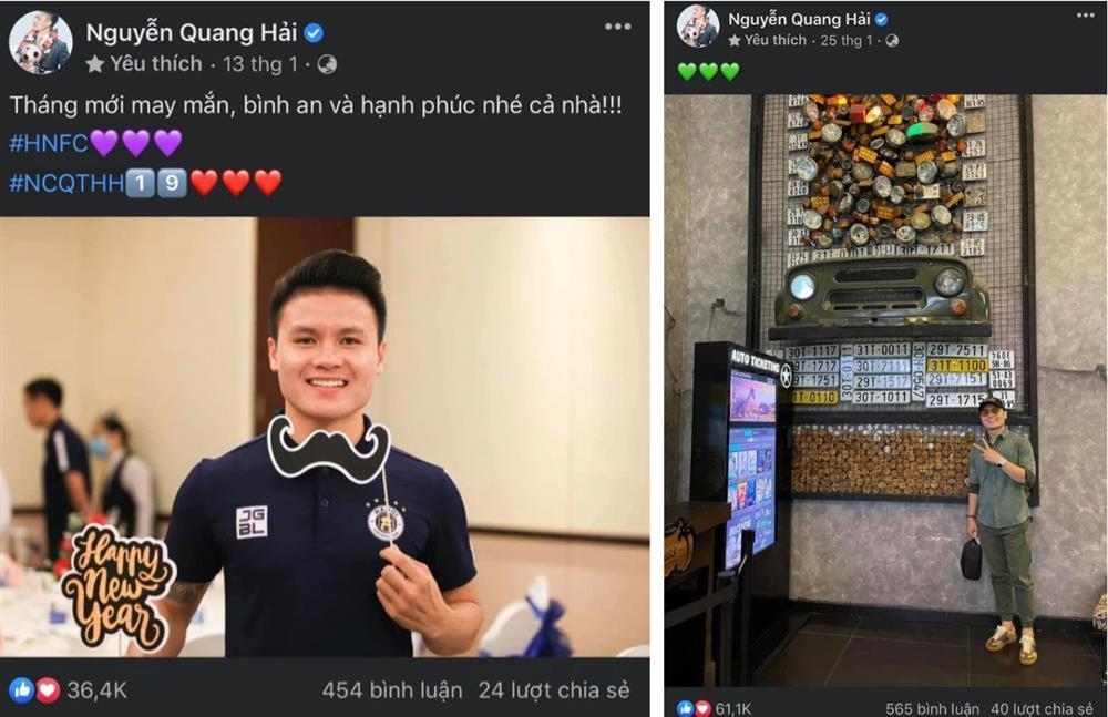 Netizen xôn xao trước nghi vấn Quang Hải có bồ mới, cả mẹ nuôi lẫn bạn thân đều vào comment úp mở-3