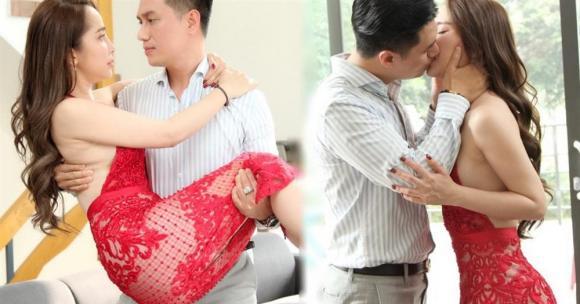 Quỳnh Nga đăng clip xoạc thử một cái, Việt Anh lại vào bình luận khiến nhiều người đỏ mặt-7