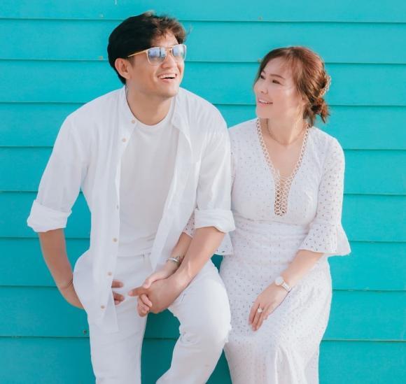 Bà xã doanh nhân của Quý Bình tiết lộ hôn nhân hạnh phúc sau 3 tháng về chung một nhà-1