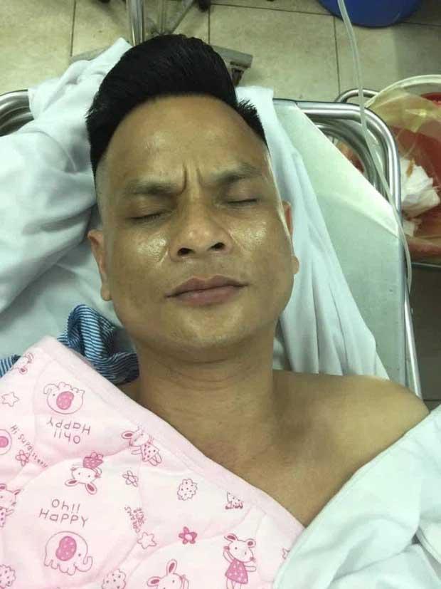 Nạn nhân vụ án mạng tại quán karaoke ở Hòa Bình: Tôi nằm ngủ say ở ghế, Dũng rút dao ra khỏi bụng tôi mới biết mình vừa bị đâm-1