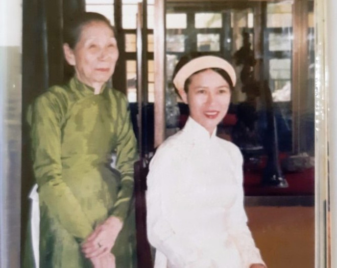 Ảnh hiếm thời xuân sắc của cung nữ đặc biệt Triều Nguyễn-4