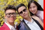 Về làm dâu chưa được bao lâu, Primmy Trương đã được cậu em chồng nhà đại gia Phan Thành chăm sóc tận tình bằng một món đồ cực nhỏ