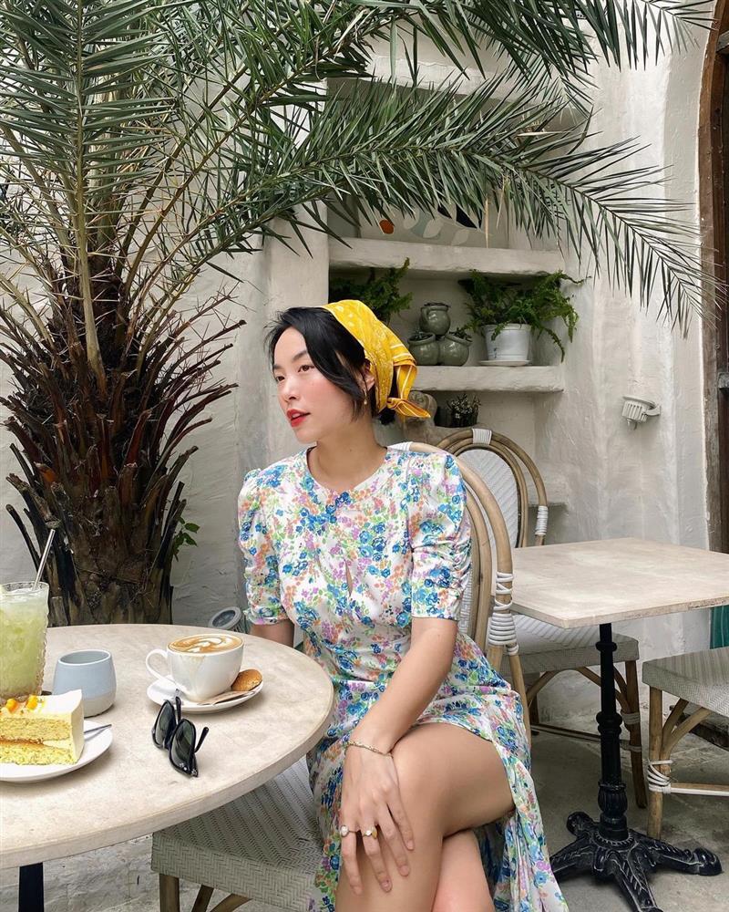 Mỹ nhân Việt có đến 4 kiểu tóc buộc thấp tuyệt xinh, diện đi làm hay đi chơi đều xịn đẹp ngây ngất-10