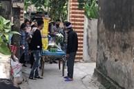 Quặn lòng đám tang của nữ sinh lớp 10 bị bạn trai bóp cổ đến chết, người thân ngã quỵ trên đường đưa tiễn