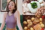 Tóc Tiên saukết hôn đảm đang khó ai sánh bằng, chồngthèm xôi sáng liềnđích thân vào bếp kèmmón thịt kho trứng chuẩn như ở tiệm