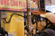 Cầu an online, chùa Phúc Khánh tạo nên cảnh hiếm thấy trong ngày dâng sao giải hạn