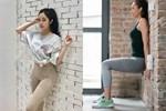 Bài tập đứng dựa vào tường 5 phút giúp giảm cân nhanh chóng, chân và đùi săn chắc rõ rệt