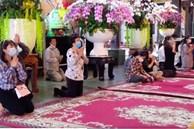 TP.HCM: Nhiều chùa không tổ chức lễ rằm tháng Giêng vì dịch Covid - 19, lượng người dân đi lễ chỉ bằng 2/10 so với mọi năm