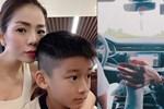 """Tình trẻ"""" Lâm Bảo Châu thân thiết chơi đùa bên cạnh con trai Lệ Quyên-4"""