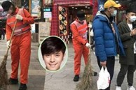 Lương Sơn Bá' La Chí Tường phải đi quét rác sau scandal ngoại tình, quan hệ tập thể gây rúng động