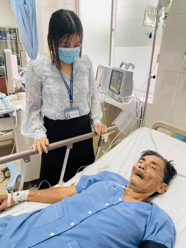 Nhân viên y tế cập nhật về tình trạng nguy kịch của diễn viên Thương Tín, bệnh viện tuyên bố hỗ trợ viện phí cho nam NS-2