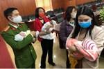 Triệt phá đường dây mua bán trẻ sơ sinh ở nhiều tỉnh thành trên cả nước