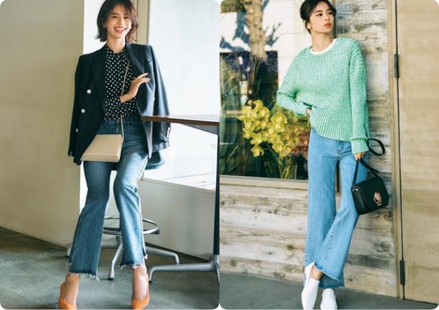 Không phải skinny, đây mới là kiểu quần jeans kéo dài chân vi diệu nhất mà chị em cần biết-1