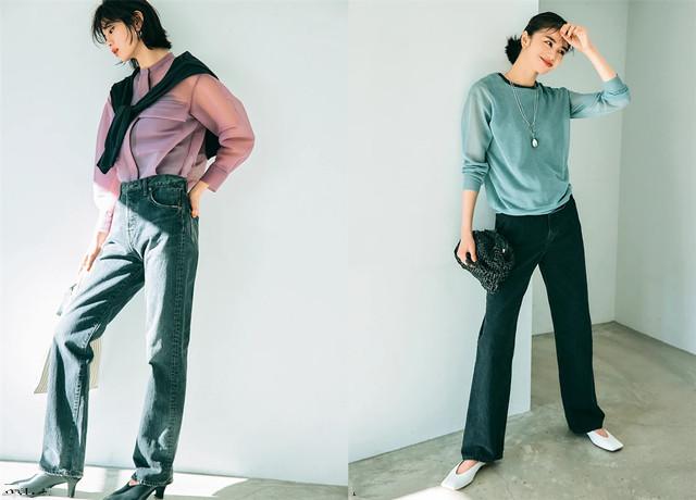 Không phải skinny, đây mới là kiểu quần jeans kéo dài chân vi diệu nhất mà chị em cần biết-5