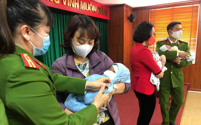 Hành trình triệt phá đường dây buôn bán trẻ sơ sinh từ Việt Nam sang Trung Quốc-1