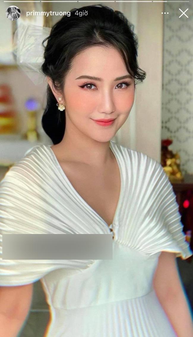 """Primmy Trương sau khi cưới chồng nhan sắc như lên tầm cao mới"""", nhìn thần thái trong bức hình gần nhất mới thấy thật sự chẳng đùa!-1"""