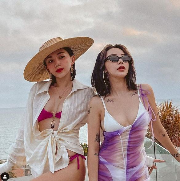 Tóc Tiên diện bikini khoe body đẹp như tạc-5