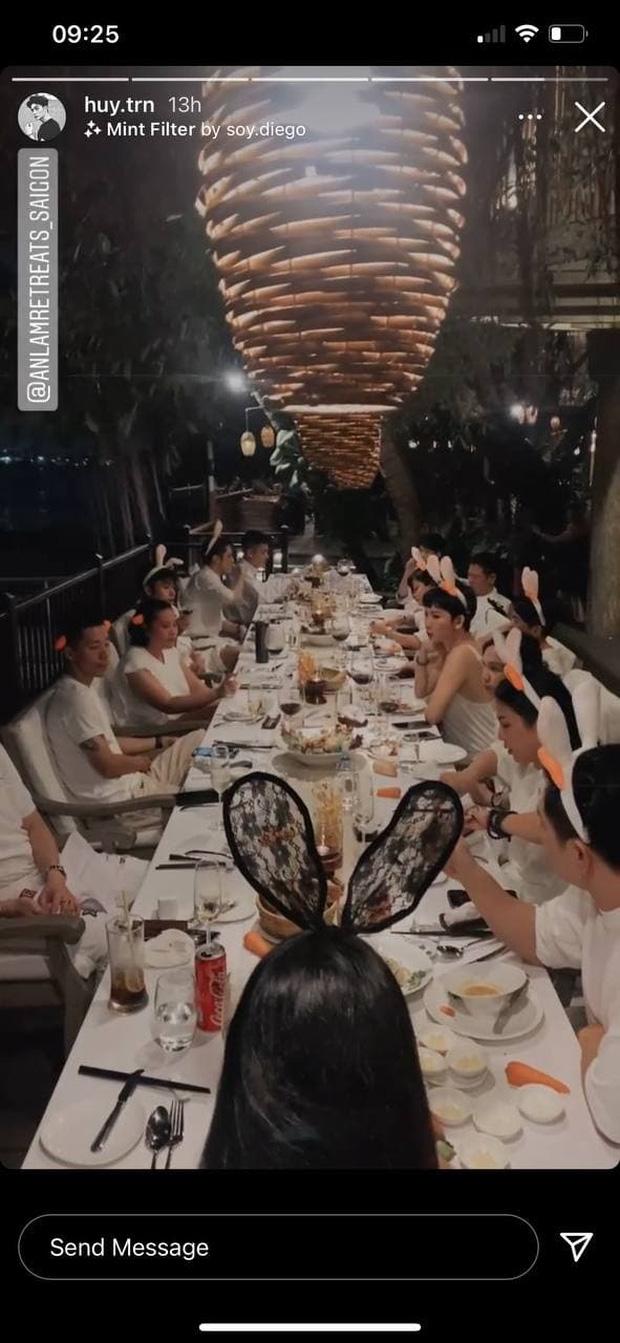 Ngô Thanh Vân công khai kề cận Huy Trần, ra mắt Xuân Lan - Jun Phạm và hội bạn sao Vbiz trong tiệc sinh nhật hoành tráng-5