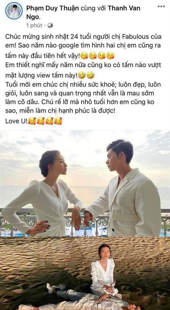 Jun Phạm ẩn ý chuyện cưới xin của Ngô Thanh Vân và tình trẻ kém 11 tuổi Huy Trần-1