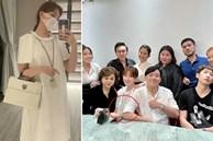 Hari Won diện váy rộng thùng thình che vòng 2 giữa tin đồn mang thai