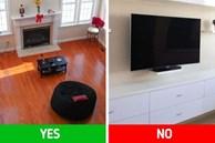 7 sai lầm về vị trí để đồ đạc mà hầu như chủ nhà nào cũng mắc phải