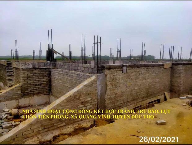 Thuỷ Tiên công bố hình ảnh xây dựng 10 nhà chống lũ cho bà con miền Trung, kinh phí trích từ quỹ từ thiện 177 tỷ đồng-6