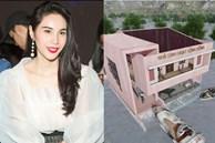 Thuỷ Tiên công bố hình ảnh xây dựng 10 nhà chống lũ cho bà con miền Trung, kinh phí trích từ quỹ từ thiện 177 tỷ đồng