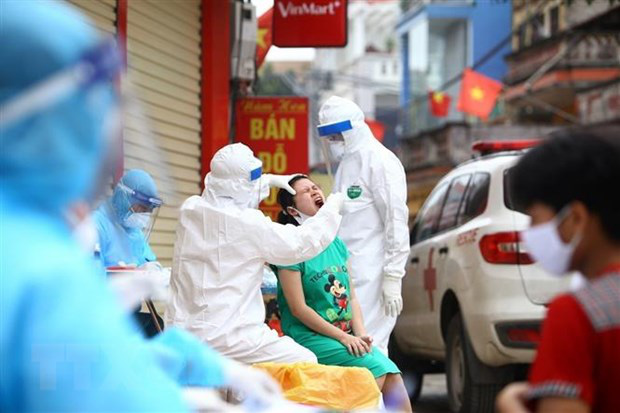 Sáng 28/2, không ghi nhận ca mắc COVID-19, hơn 63.000 người đang cách ly chống dịch-1
