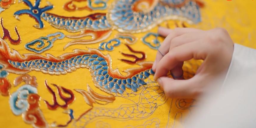 Huyền sử Luy Tổ: Chính thất Hoàng hậu thuở Trung Hoa sơ khai có công sáng tạo ra nghề nuôi tằm dệt lụa-4