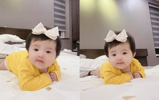 Đông Nhi tung ảnh siêu cưng của Ông Cao Thắng và con gái, tuyên bố thế lực nhí Winnie mới chính là nóc nhà-2
