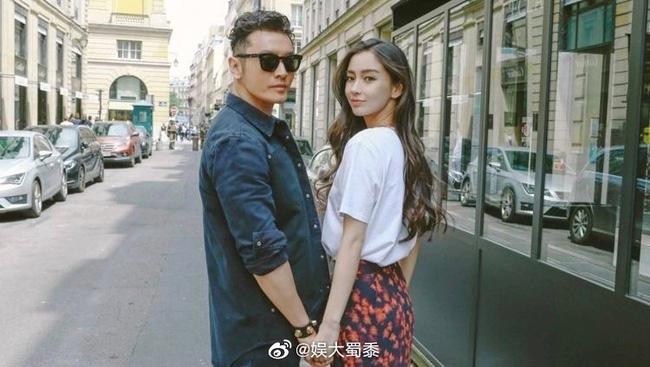 Huỳnh Hiểu Minh chính thức có động thái ngầm phủ nhận tin đồn ly hôn Angelababy-4