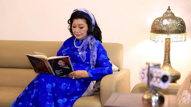 NSND Kim Cương, người hỗ trợ nghệ sĩ Thương Tín có gia thế khủng cỡ nào?-6